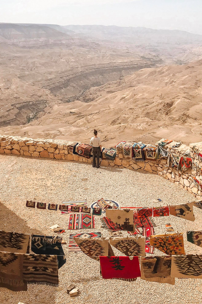Grand canyon jordanie