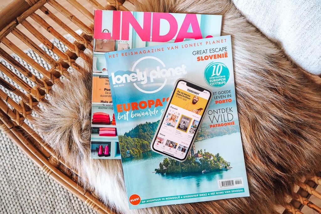 tijdschrift.nl app gratis tijdschriften