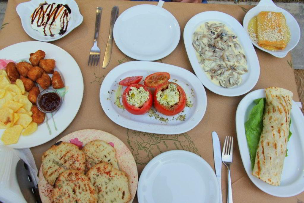 grieks eten zakynthos
