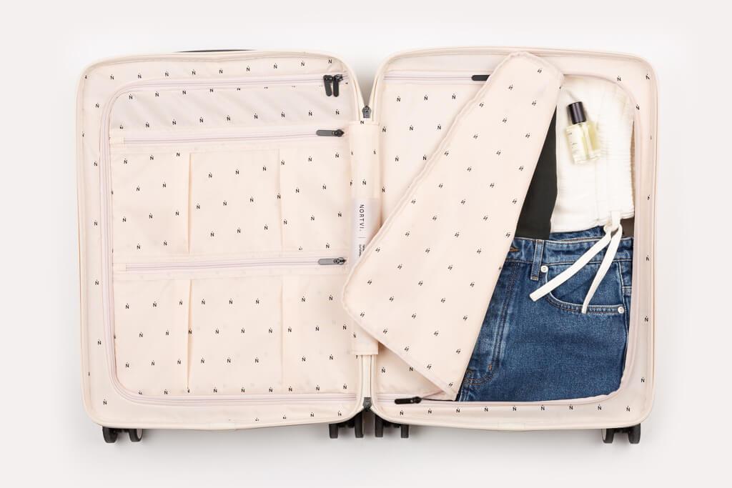duurzame mooie handbagagekoffer