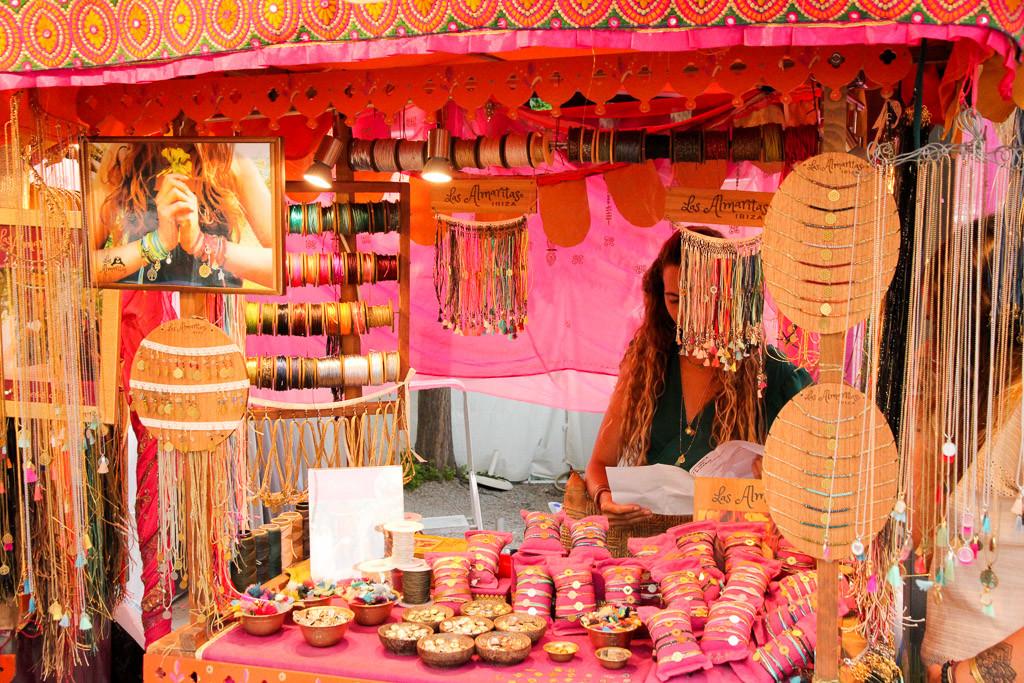 Hippiemarkten ibiza