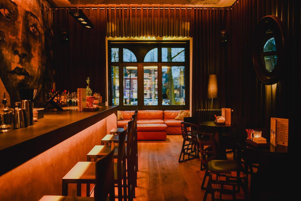 hotel blue nijmegen restaurant