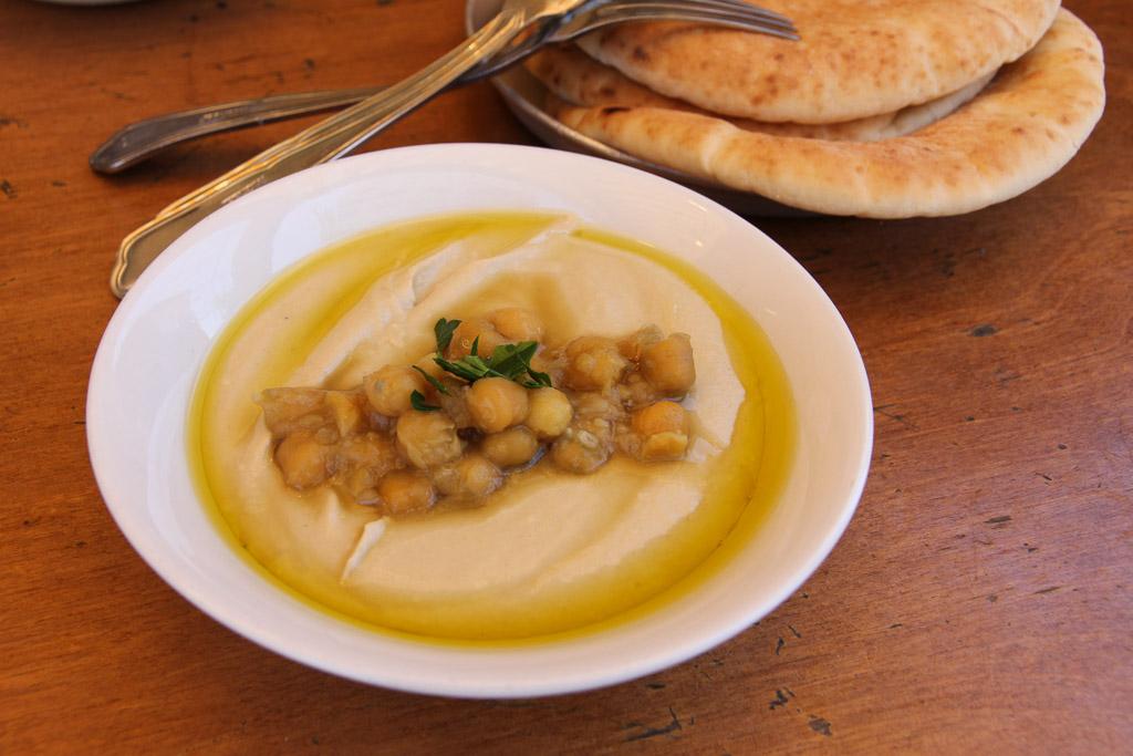 uit eten in Tel Aviv stedentrip