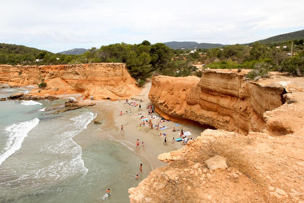 ibiza onbekende stranden