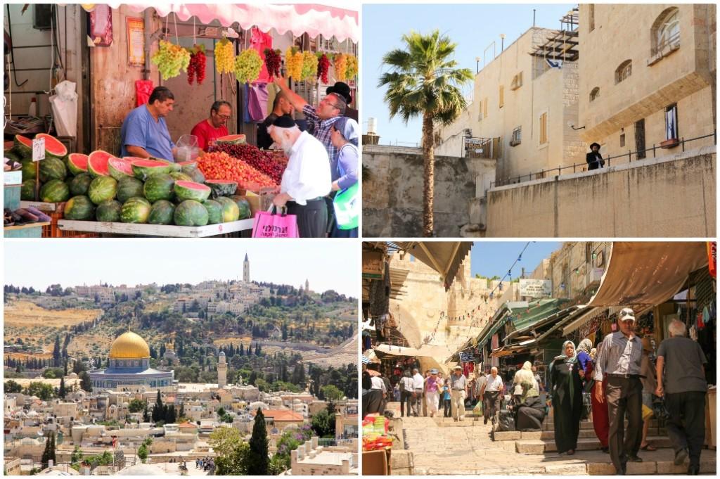 israel route rondreis hoogtepunten