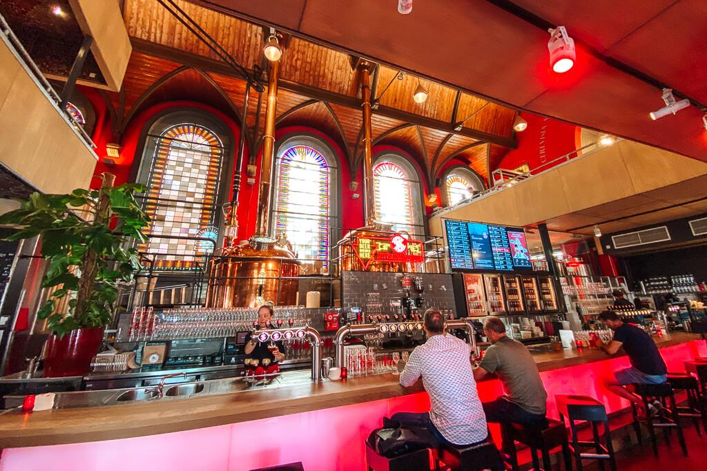 jopenkerk haarlem restaurants