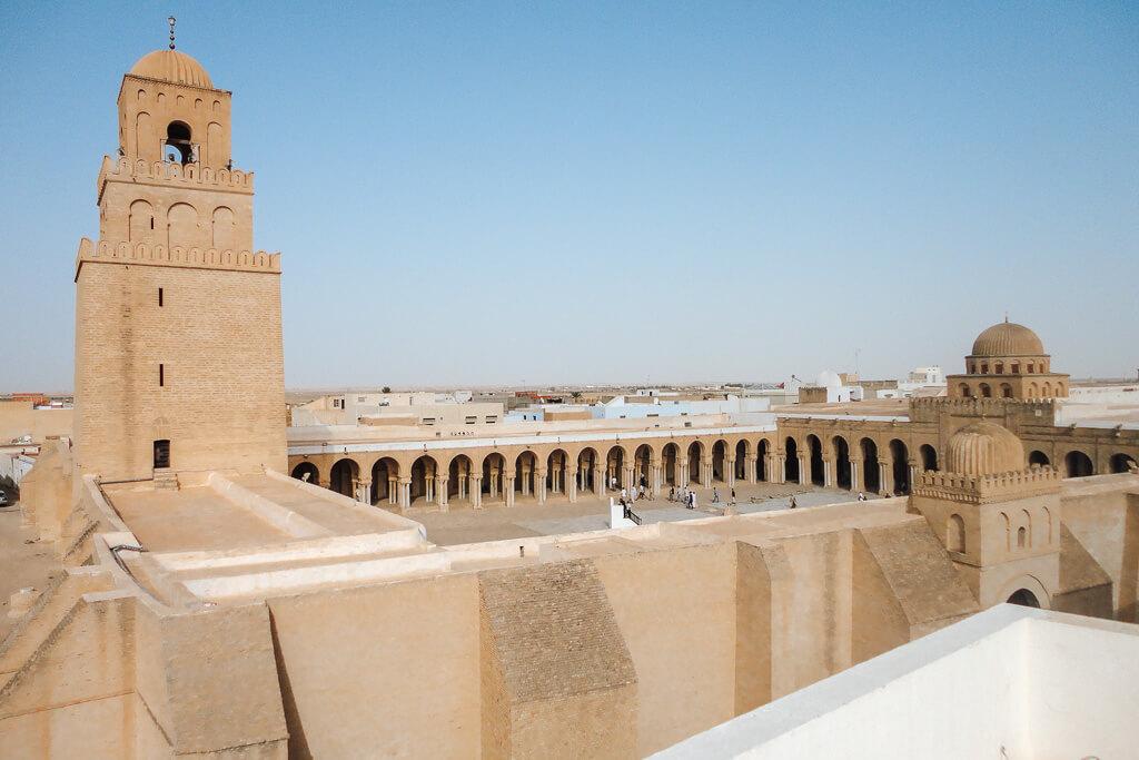 bezienswaardigheden sahara tour tunesië