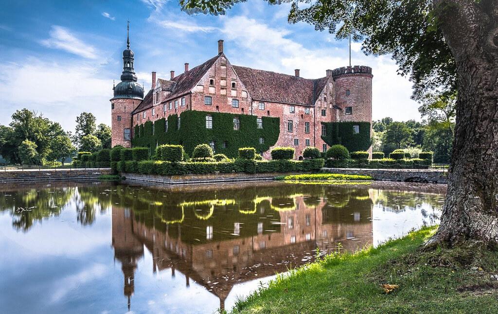 kastelen zweden