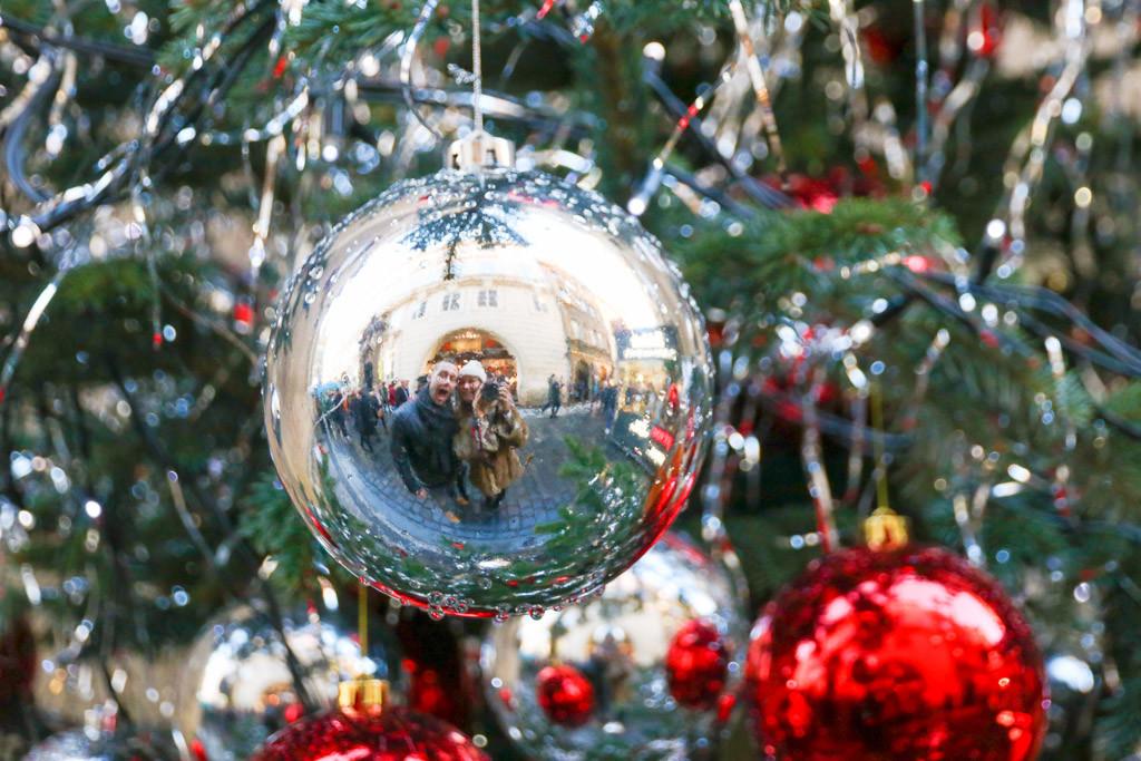 kerst shoppen praag