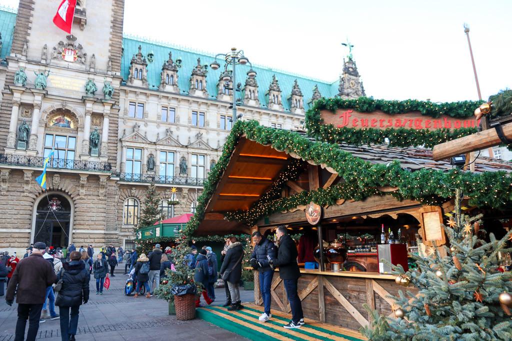kerstmarkten in hamburg