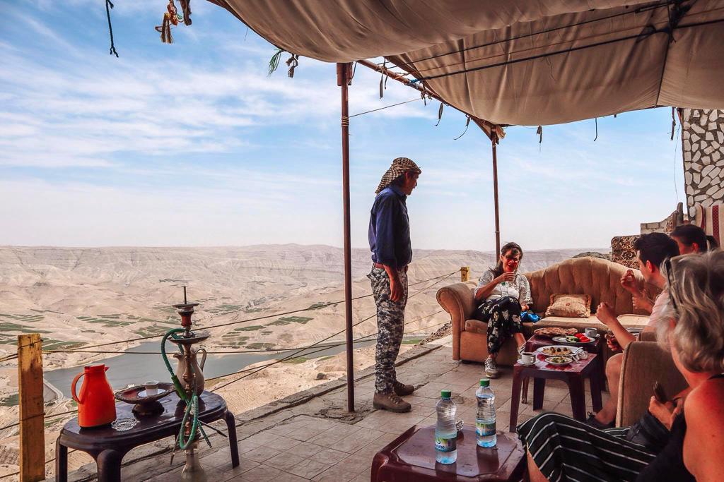 Kings Highway route jordanie