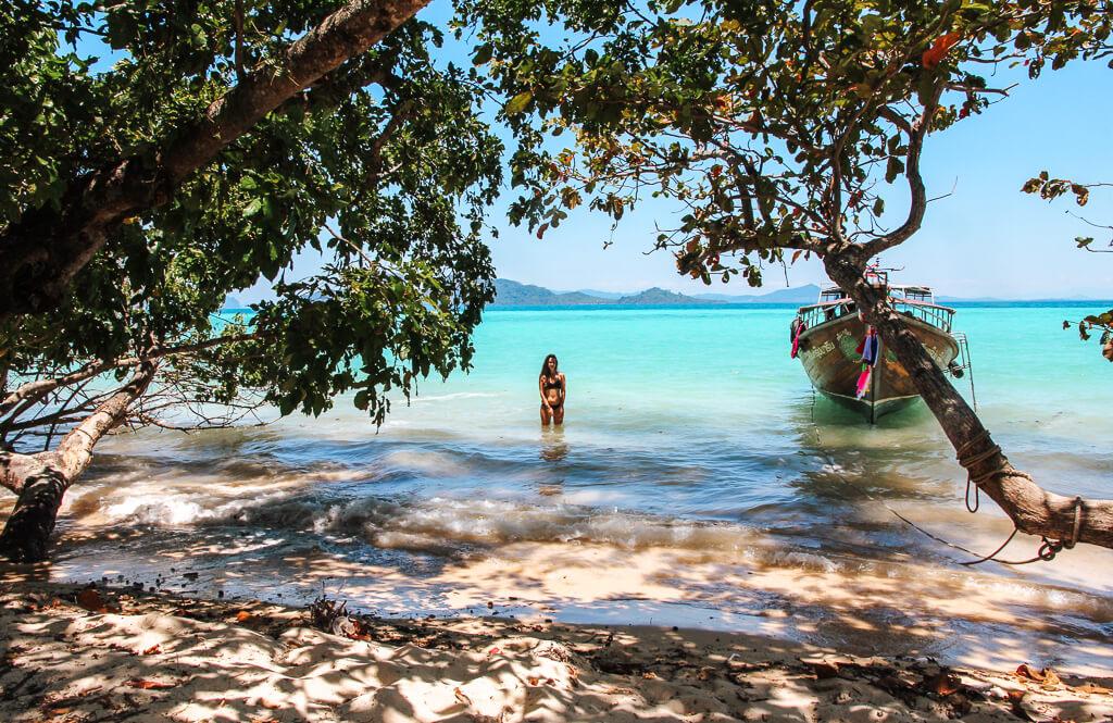 onbekende eilanden thailand bestemmingen