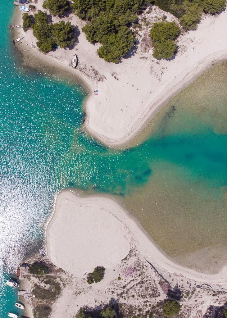 lagoon beach kassandra