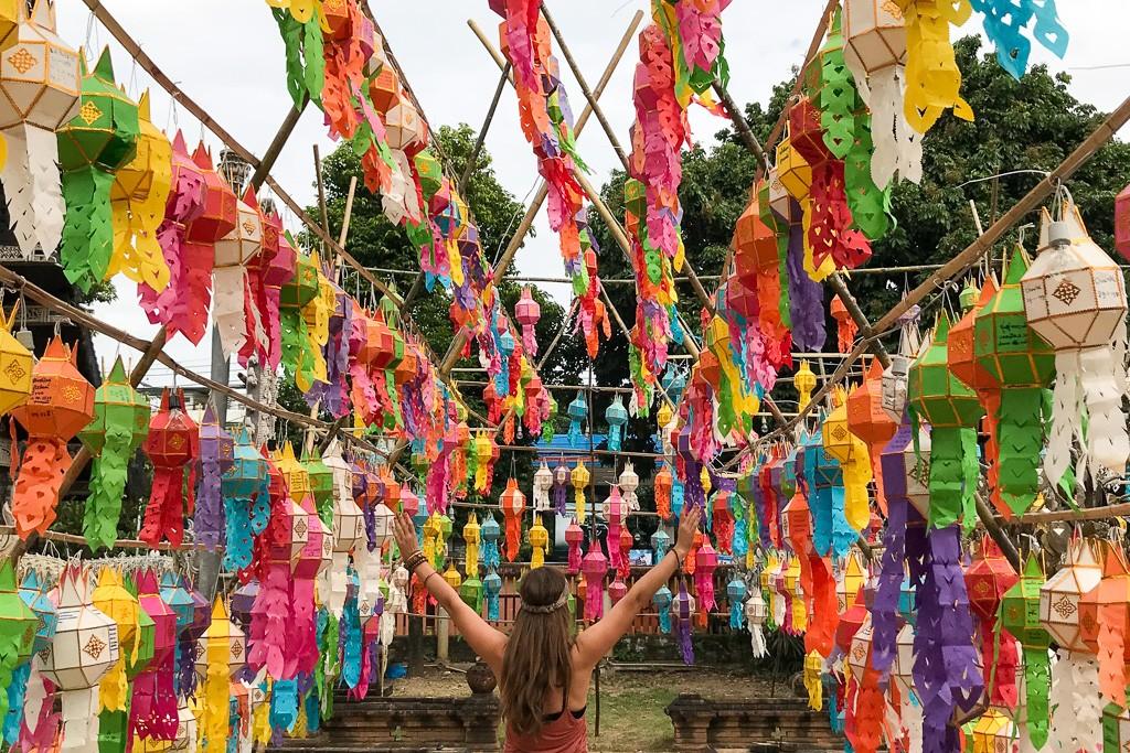 Loy Krathong Thailand