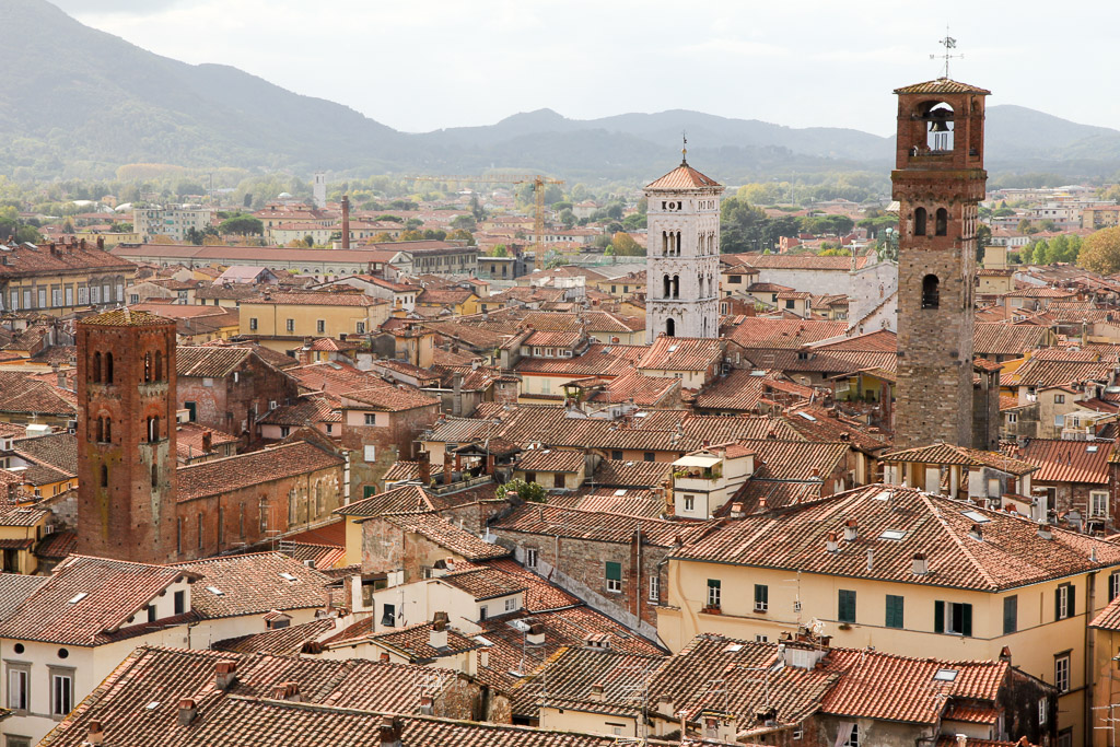 mooiste steden italie toscane lucca