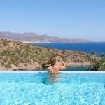 Daios Cove Kreta: slapen in een luxe hotel met privé zwembad