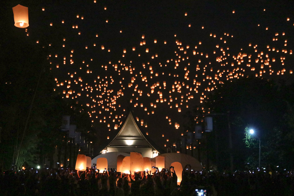 lichtfestival chiang mai