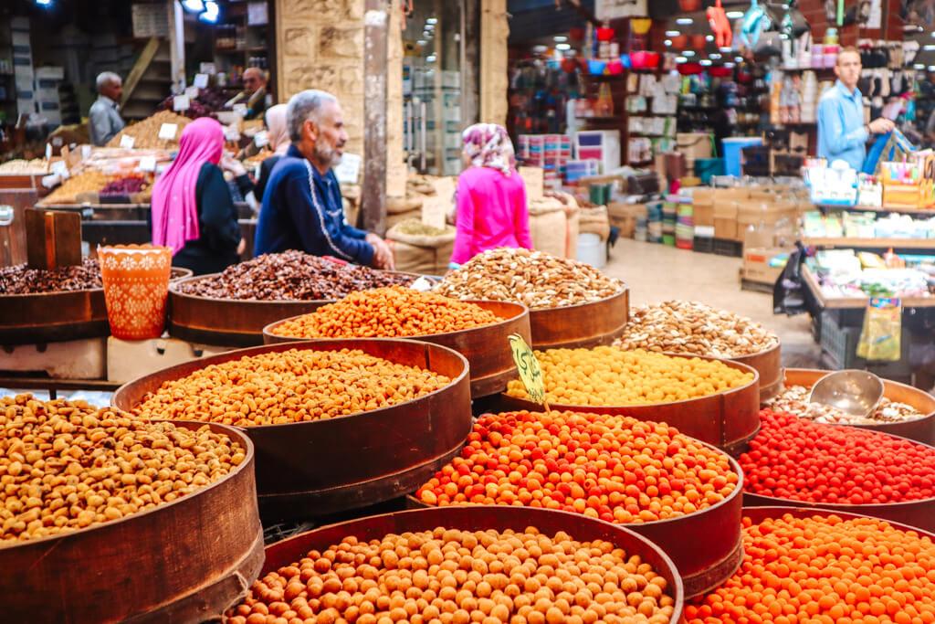 markt amman jordanie