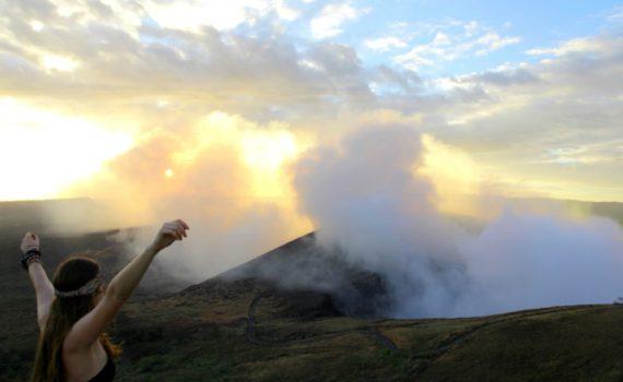 Masaya vulkaan Granada Nicaragua