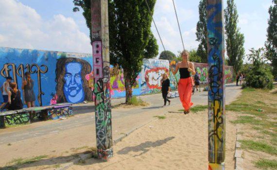 mauerpark berlijn