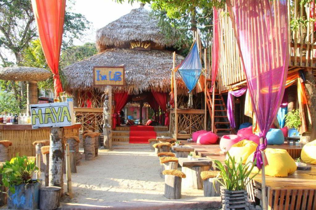 hotspots thailand of bali