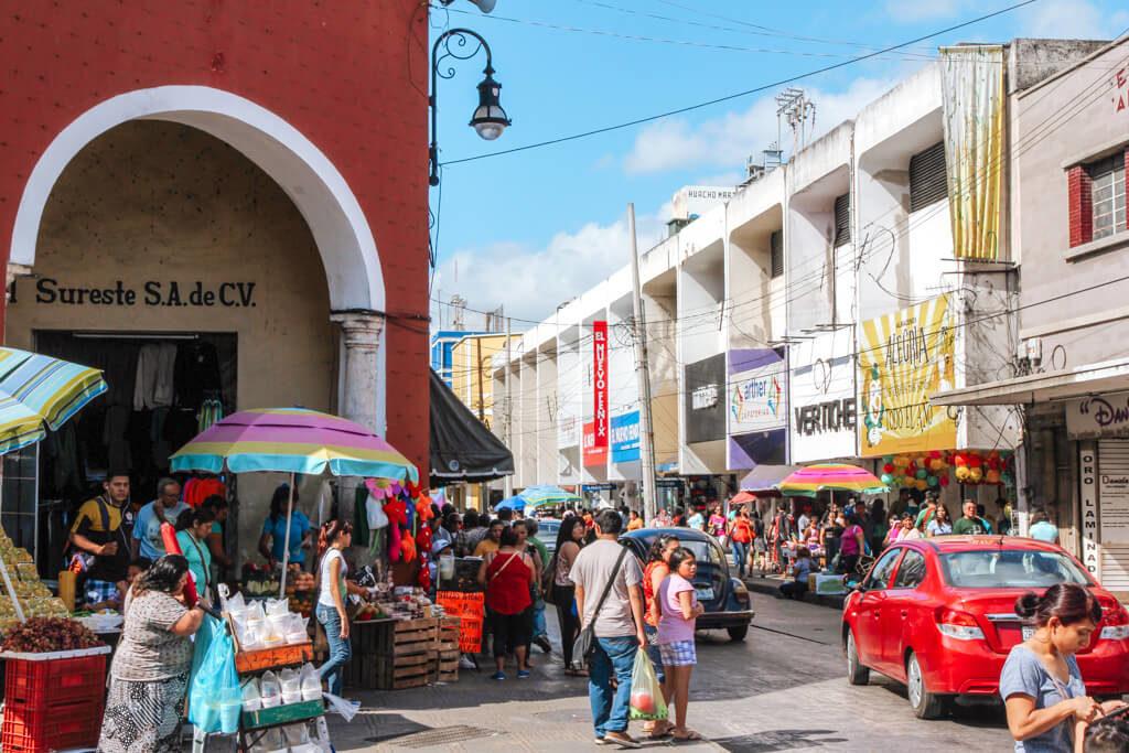 hoogtepunten yucatan