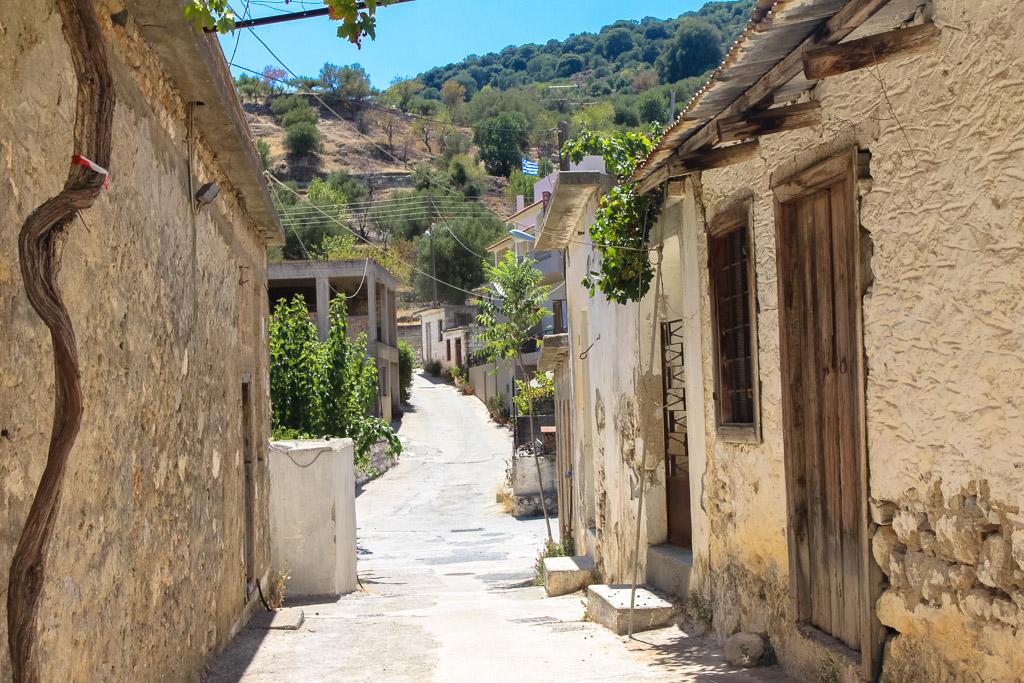mooiste dorpen kreta