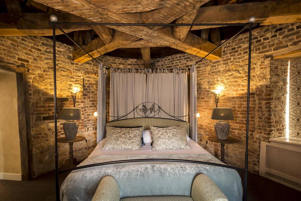 mooiste hotels nederland kasteel