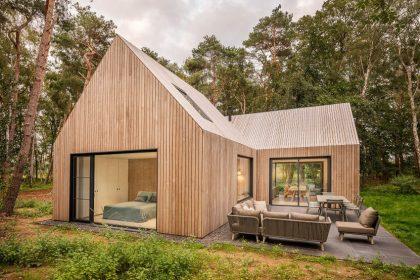 luxe vakantiehuisjes in nederland