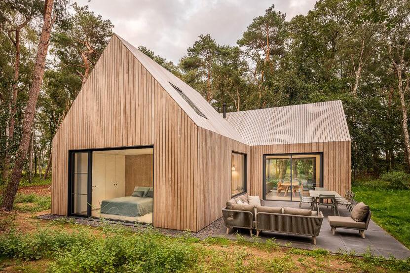 mooiste natuurhuisjes van nederland