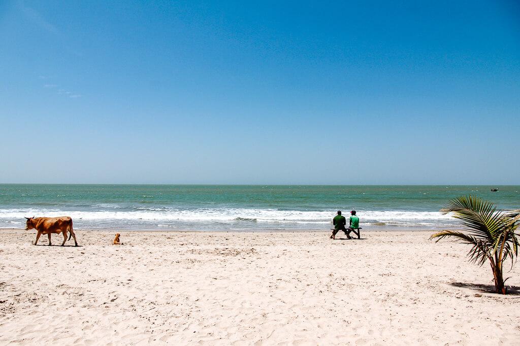 mooiste stranden gambia tips