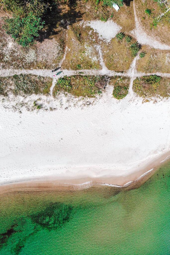 mooiste stranden zweden