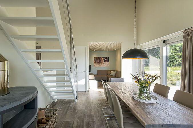 luxe natuurhuisjes nederland