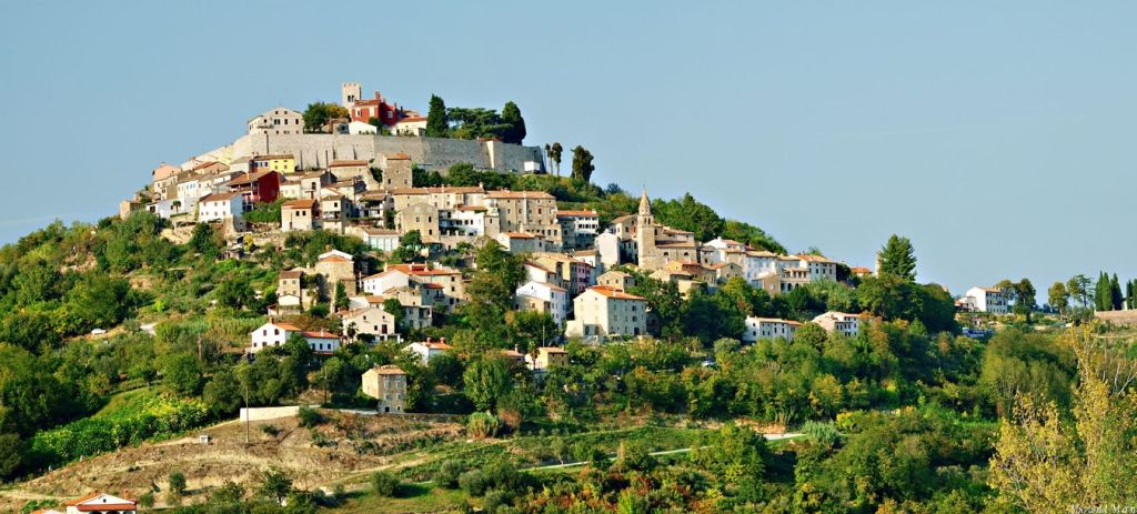Movotun, Istrië