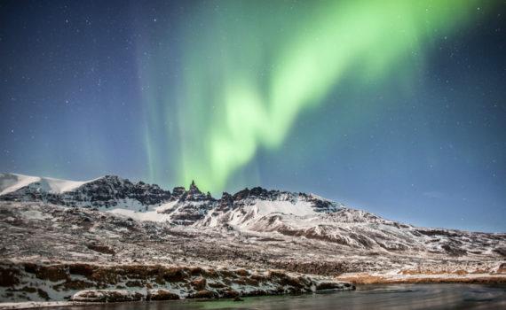 IJsland noorderlicht