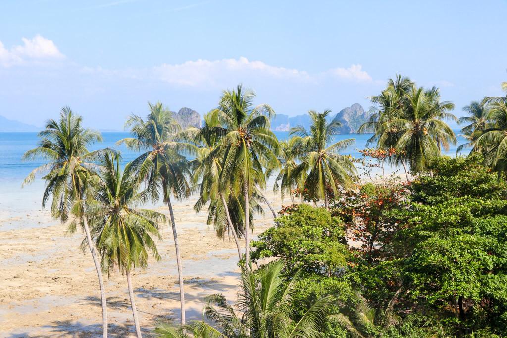 onbekend eiland thailand koh ngai