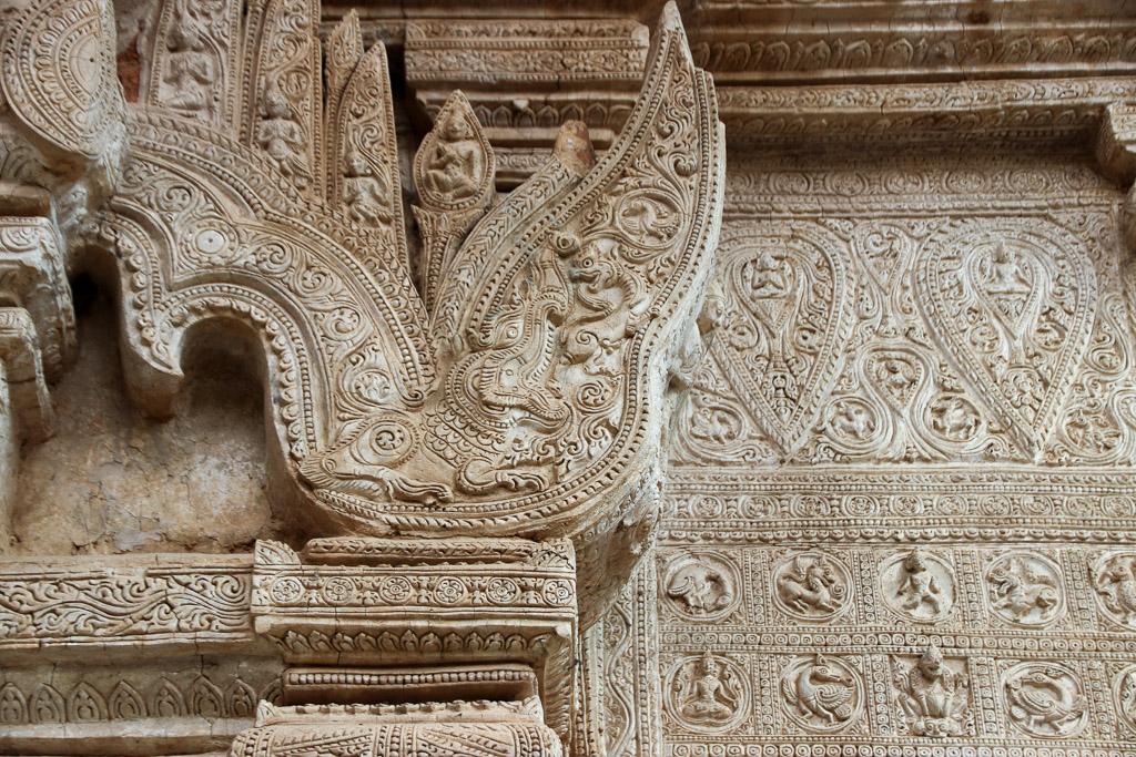 onbekende tempels bagan
