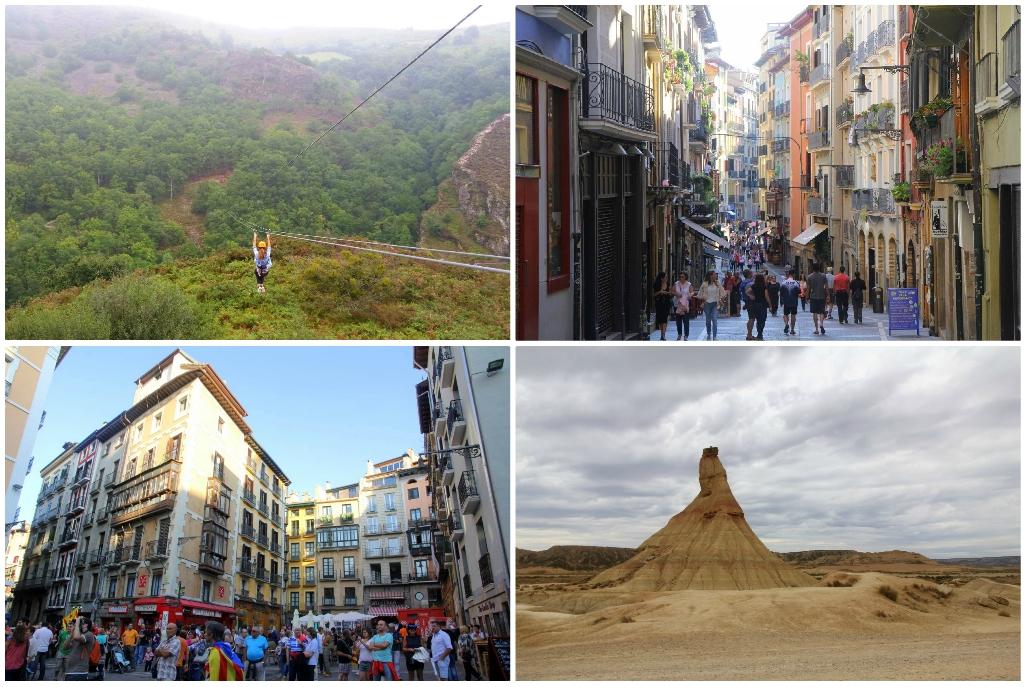 stad en natuur spanje