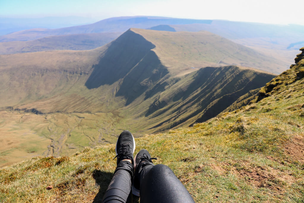pen y fan wales brecon beacons