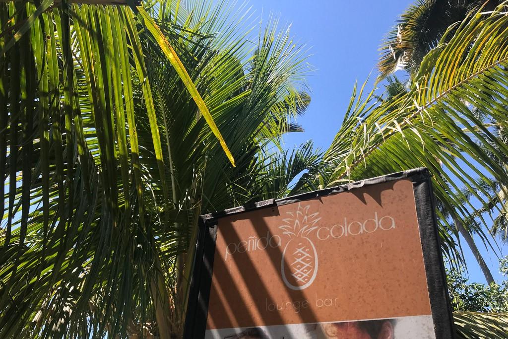 Penida Colada restaurant Nusa Penida