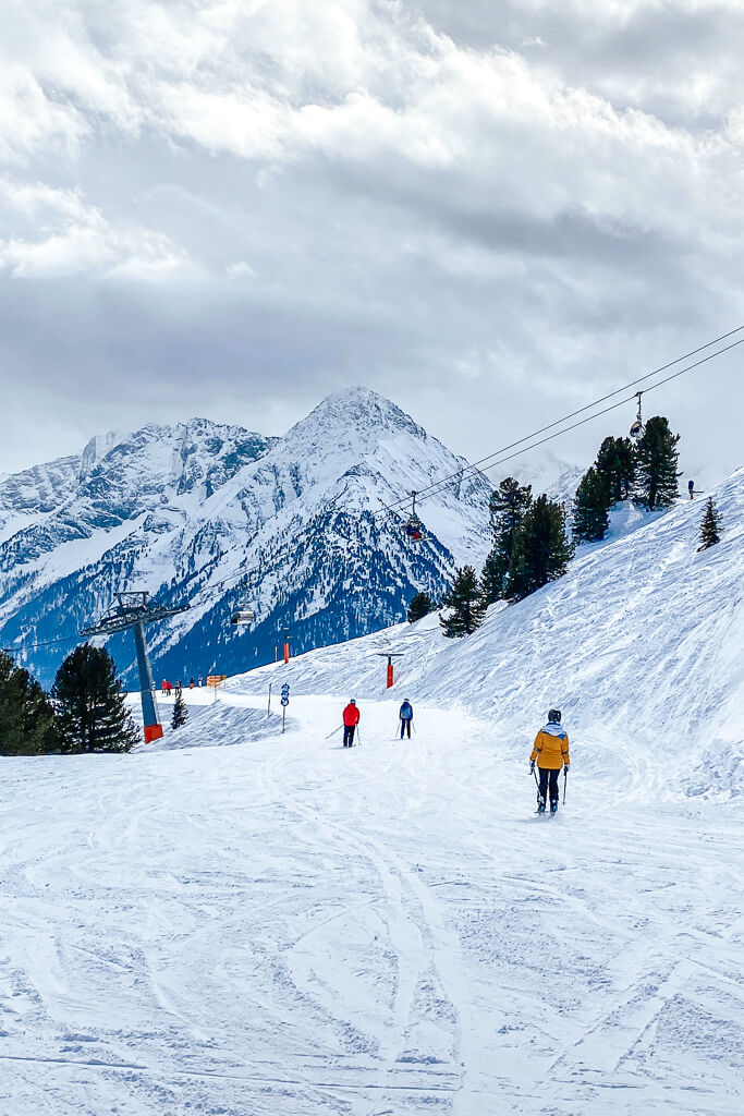 wintersport zillertal 3000
