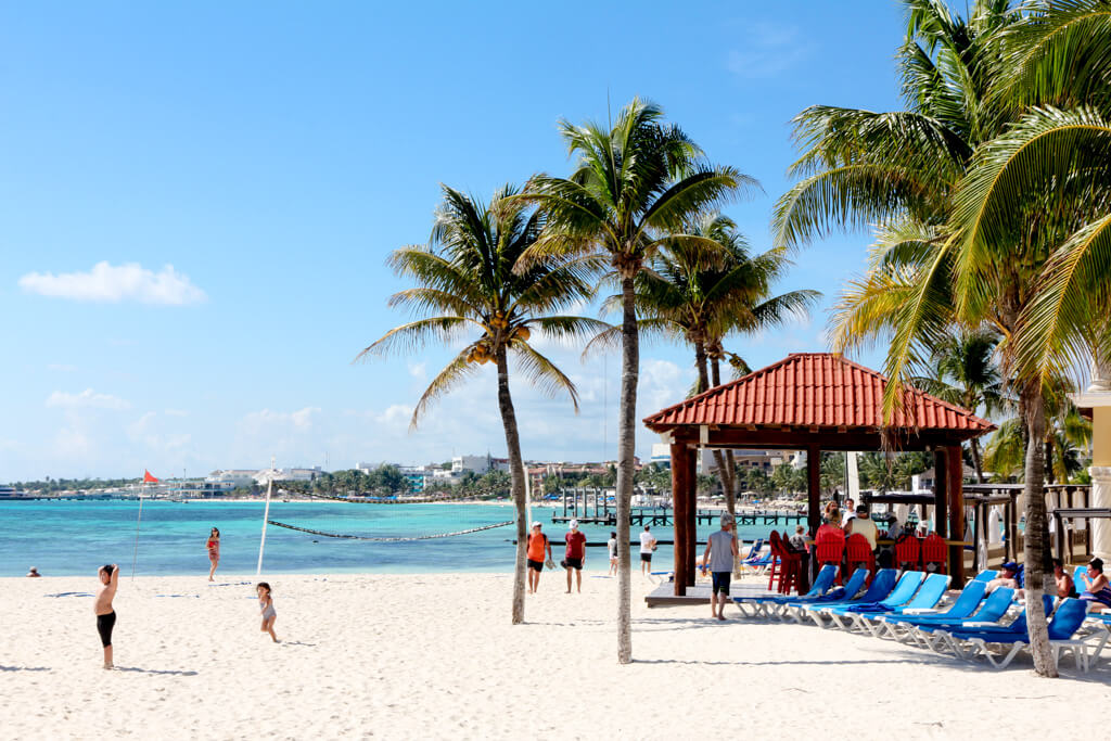 vakantie mexico route