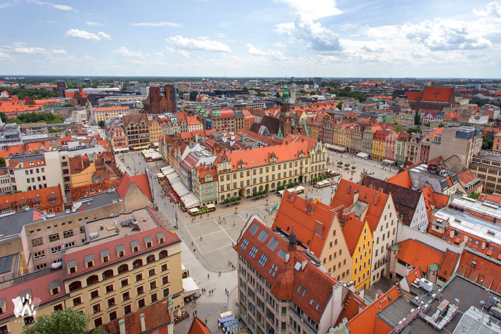 polen wroclaw stedentrip