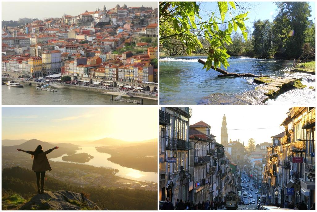 stad natuur combinatie