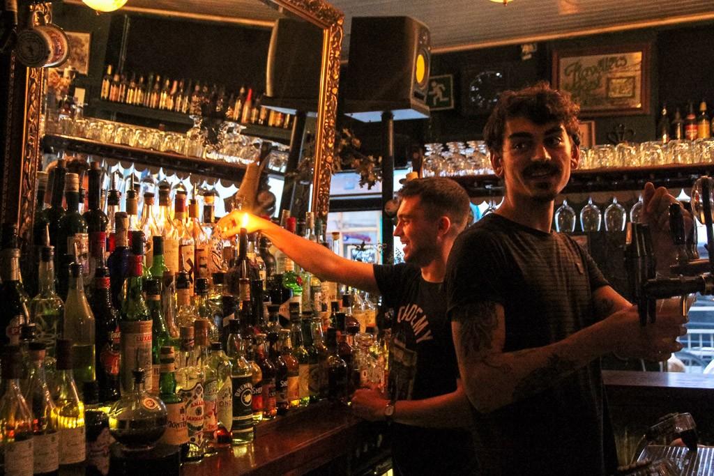 pub brighton the black dove