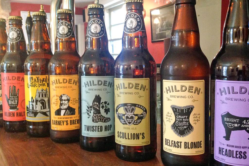 pubs in belfast