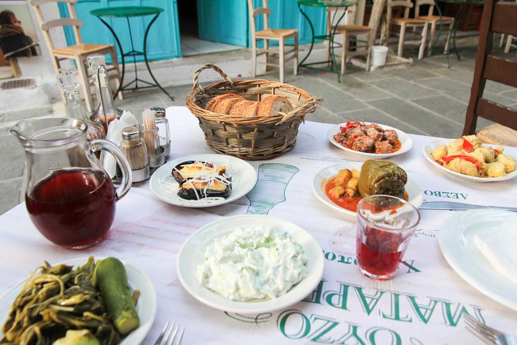 restaurants kreta