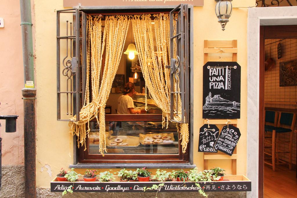 restaurants portovenere
