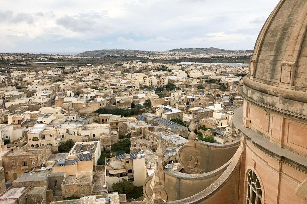 Rotunda st john's baptist Church Gozo bezienswaardigheden
