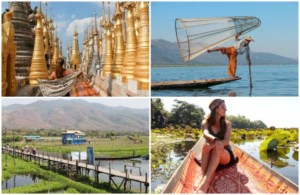 route myanmar 4 weken